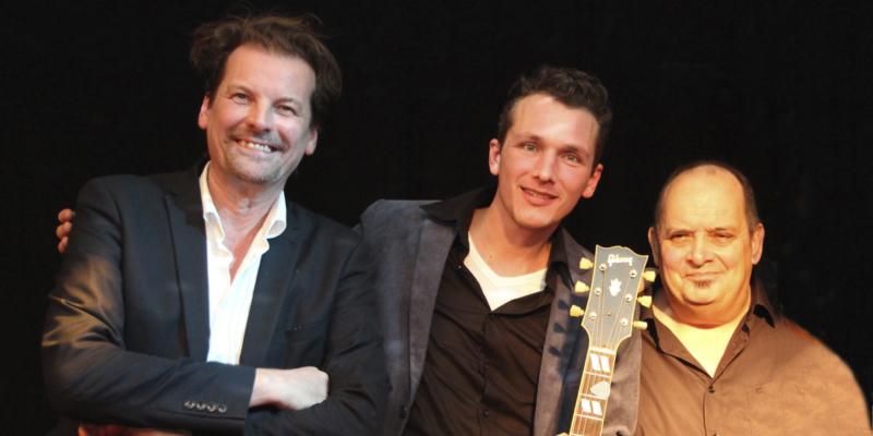 Hans Kwakkernat Trio